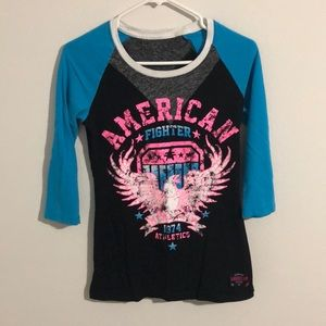 American Fighter Long Sleeve